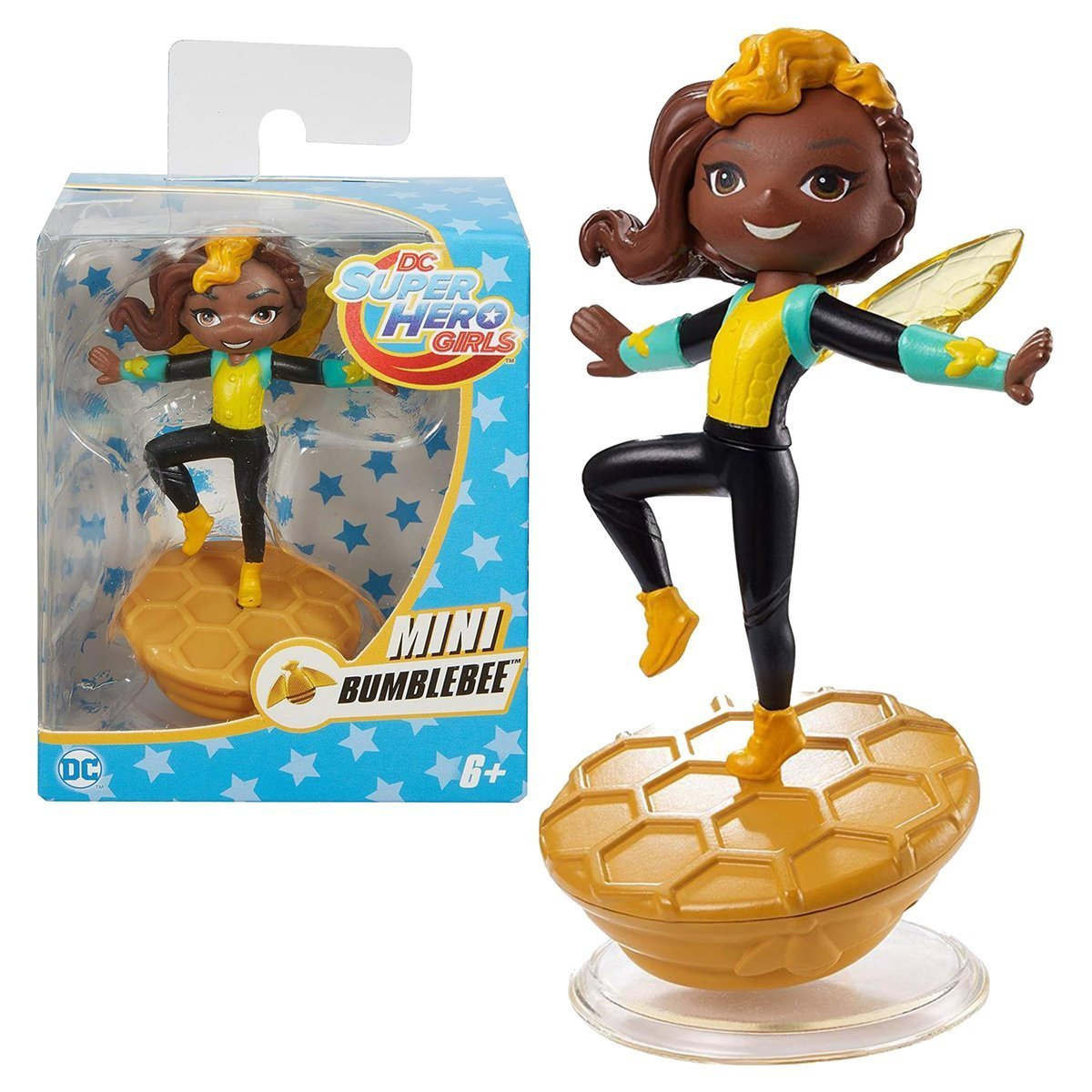 DC Super Hero Girls Bumblebee Mini Figurka