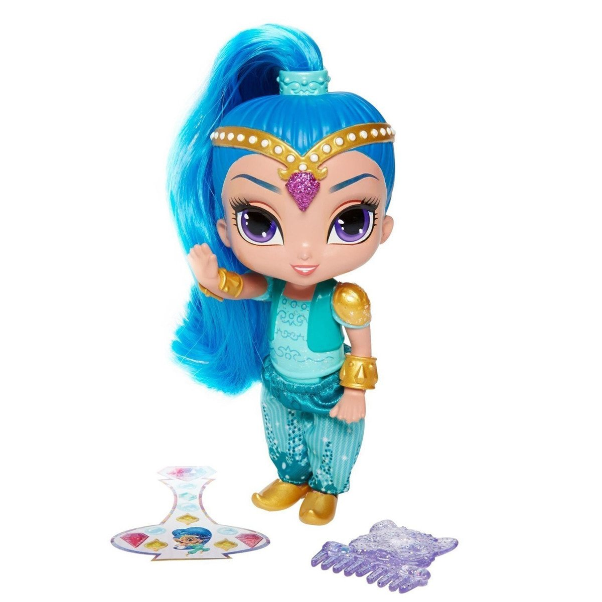 FISHER PRICE SHIMMER & SHINE - Lalka Shine