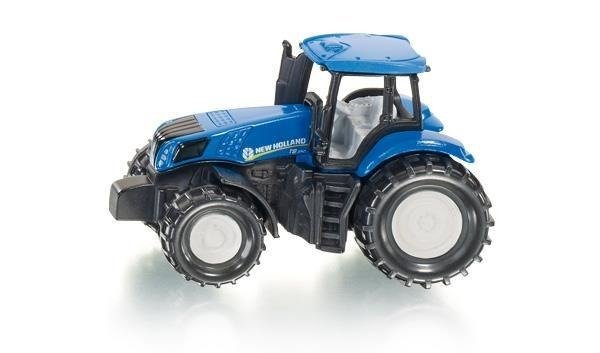 SIKU 1012 Traktor New HollandT 8.390