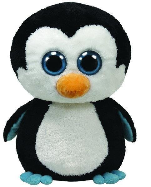 TY BEANIE BOOS WADDLES - pingwin 42cm 36803